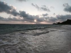 Sun Rise Easter Service in Hawaii