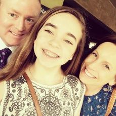 Easter 'selfie'  :)