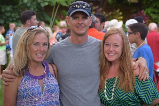 Beth, Chad, Susan