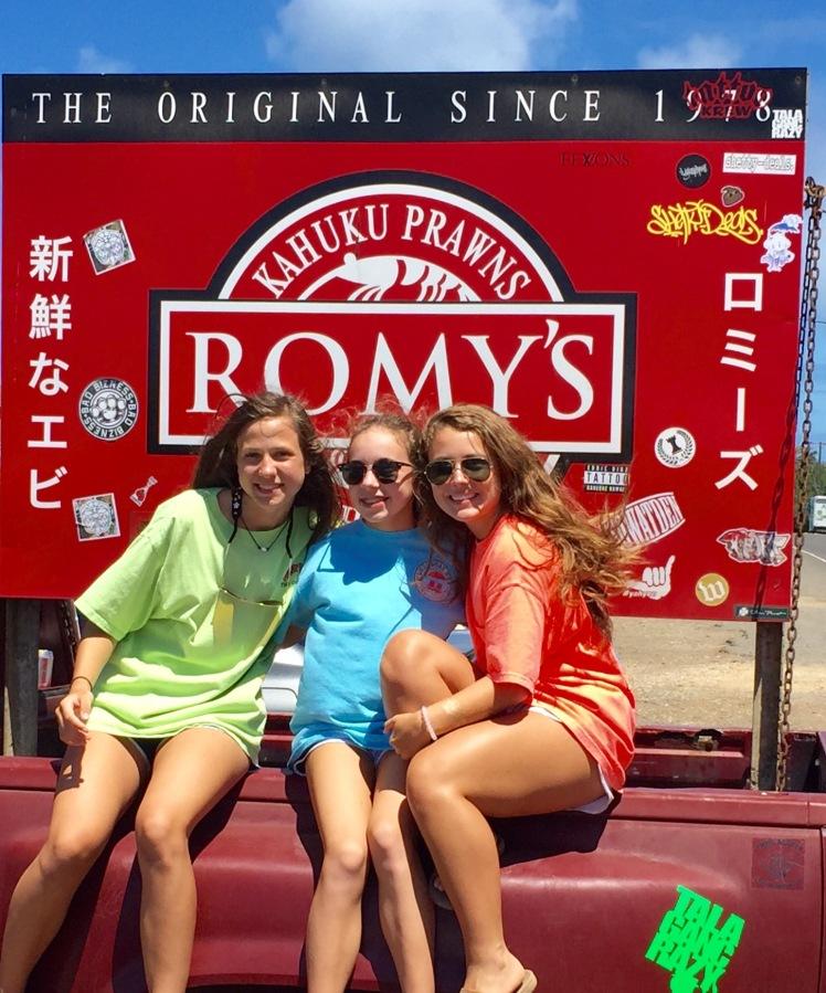 Romy's Shrimp Truck Yum!