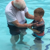 Granddad and Tatum